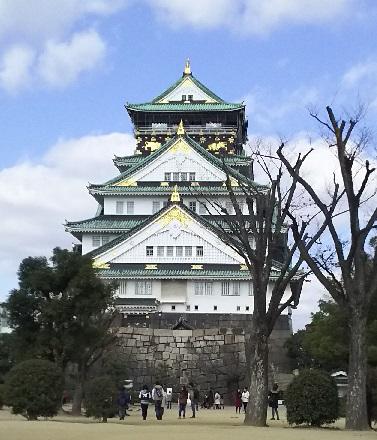 20160101 大阪城