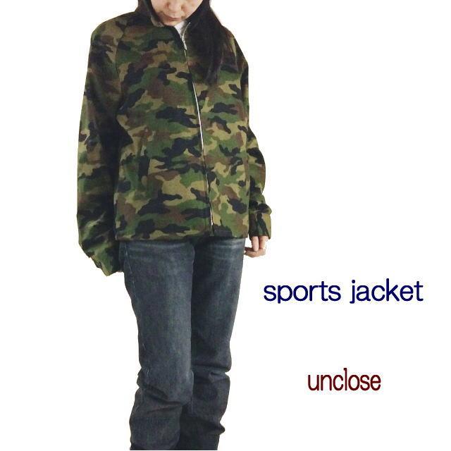 スポーツジャケット