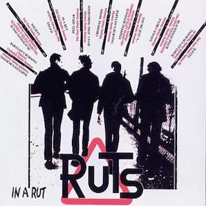RUTS「IN A RUTS」