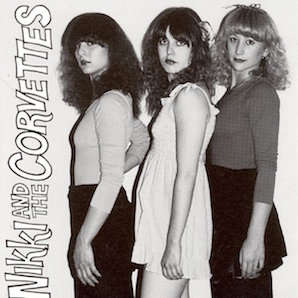 NIKKI THE CORVETTES「NIKKI THE CORVETTES」