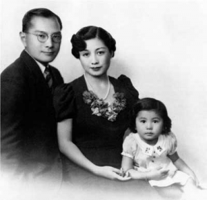 小野 家族