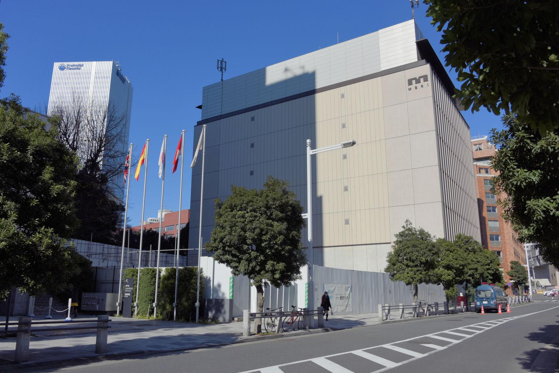 都市の風景 Building and Subculture In Tokyo