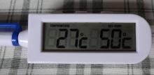 温度計表示