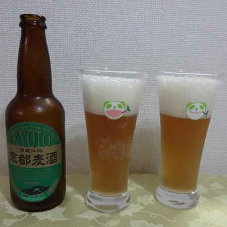 京都麦酒 蔵のかほり 330ml 410円