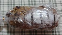 レーズンとくるみのパン 324円