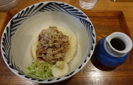 増田肉ぶっかけ(冷) 770円