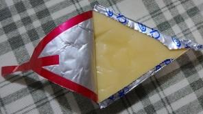 こんなチーズです。