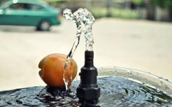 水の瞬間芸