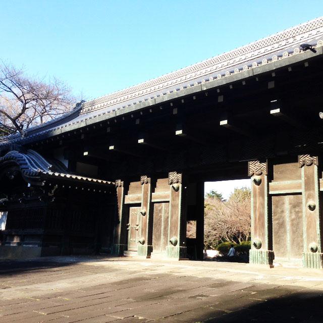 東博 黒門