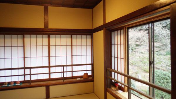 松聲閣の部屋 (1)