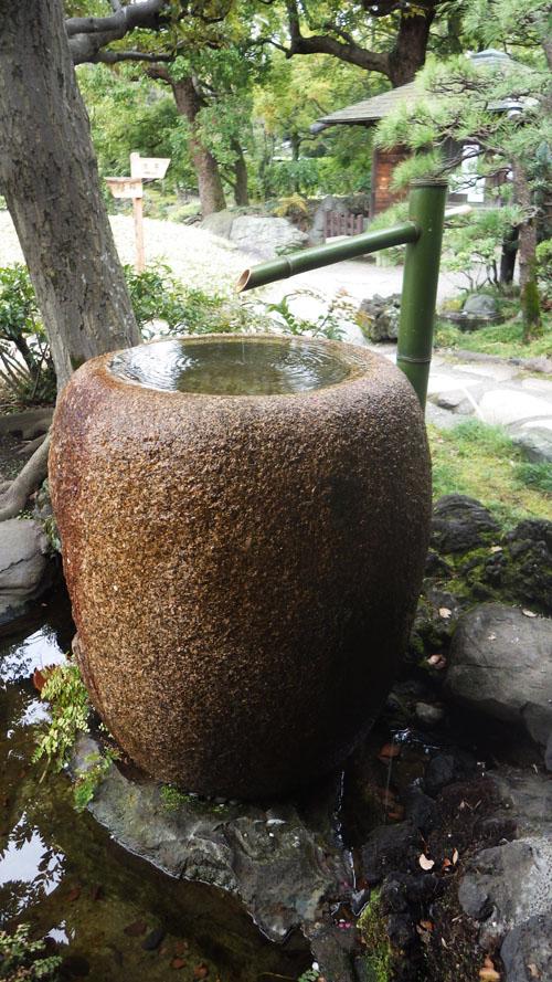 摂津御影 なつめ水鉢