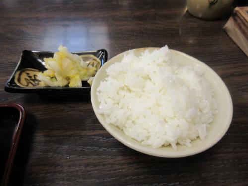 ご飯(小)