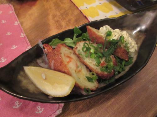海老カツ タルタルソース