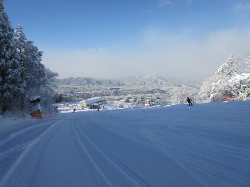 雪質サイコー
