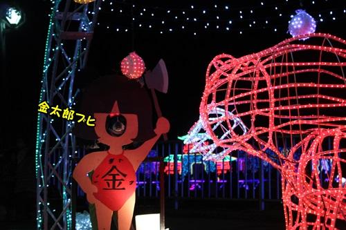 ベルコルノ&木曽三川公園イルミネーション 03