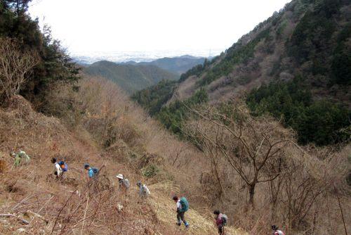 関八州への登り