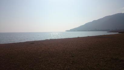 2016 キラキラ 琵琶湖全体