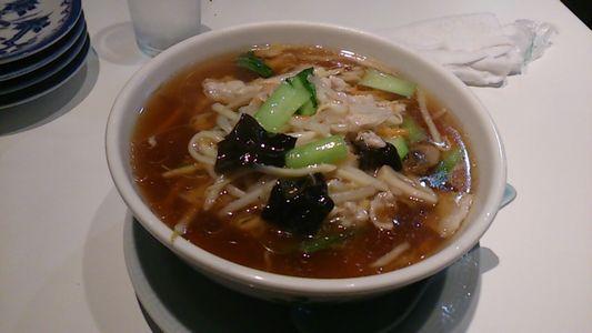 サンマー麺