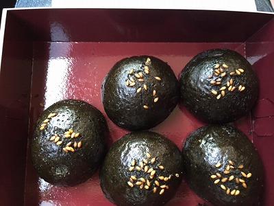 黒かりんとう饅頭