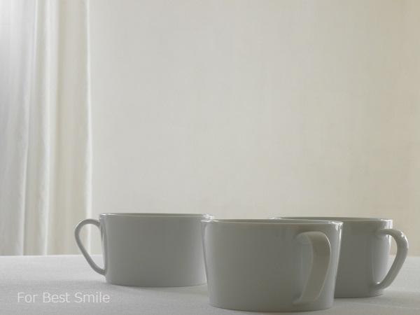 10>深さのある白い食器の見直し・片づけ・収納