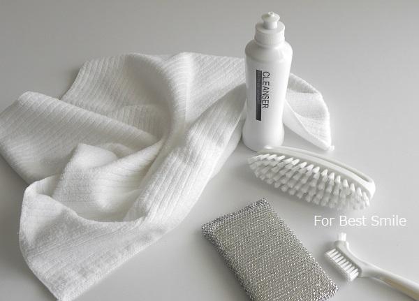 01>お掃除用洗剤のシンプル化