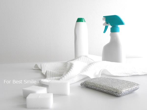 03>お掃除用洗剤のシンプル化