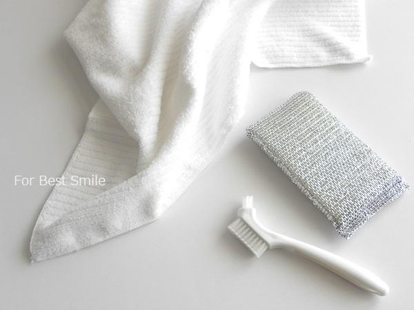 11>お掃除用洗剤のシンプル化