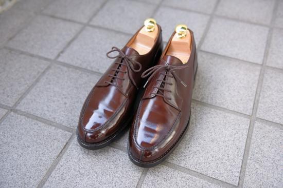 靴磨き 2016/3/28