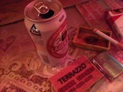 テラゾ:酒