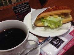 カフェ・ド・クリエ 博多駅前店:料理