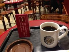 ベローチェ 福岡赤坂店:コーヒー