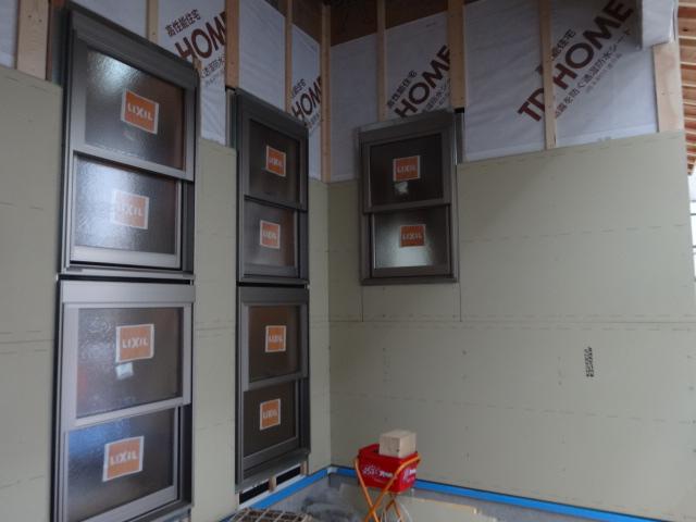 塗り壁下地サイディング貼り2