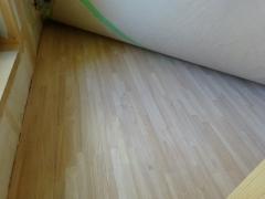 床材ラバーウッド