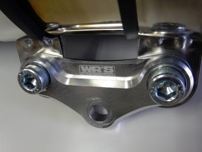 シグナスX BWS125 WRSマフラーステー