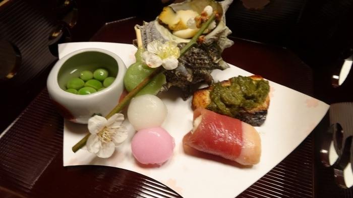 もみの木食事 (2)