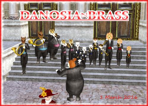 ダーノシアンブラスバンド