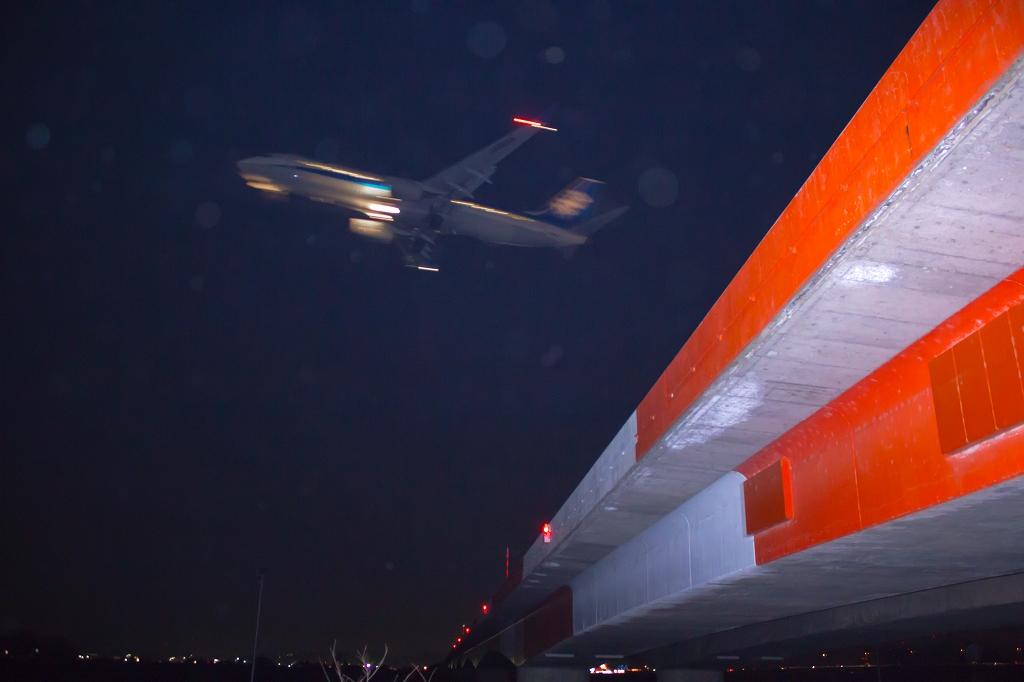 富山空港H28_3_30