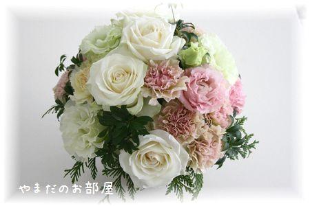 2016年みんニャのお誕生日のお花①