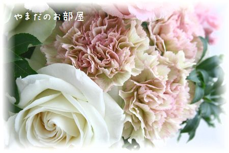 2016年みんニャのお誕生日のお花②