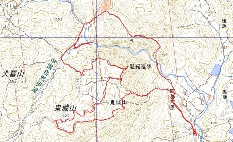 20160210鬼ノ城