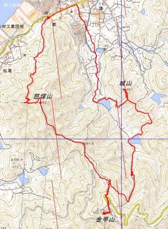 20160302金甲山