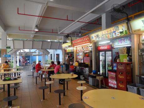 シンガポール2015.10オールドエアポートFC