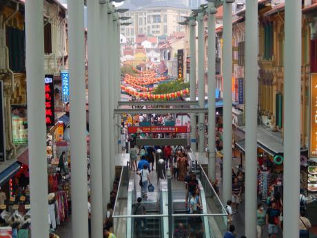 シンガポール2015.10チャイナタウン