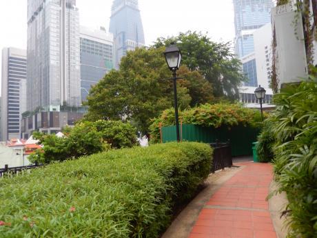 シンガポール2015.10アンシャンヒル