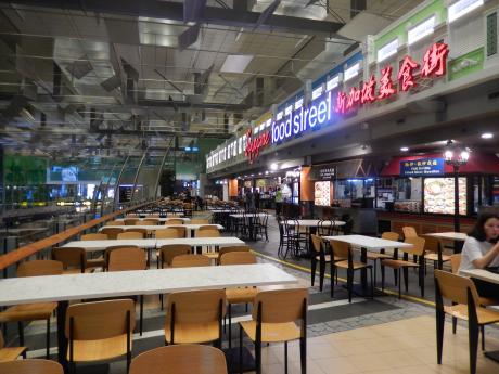 シンガポール2015.10チャンギ空港