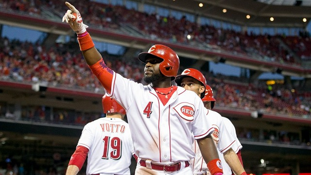 Brandon Phillips 20160308