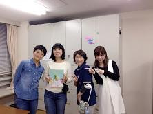 絵本+ヨガ♪恵愛病院にて2