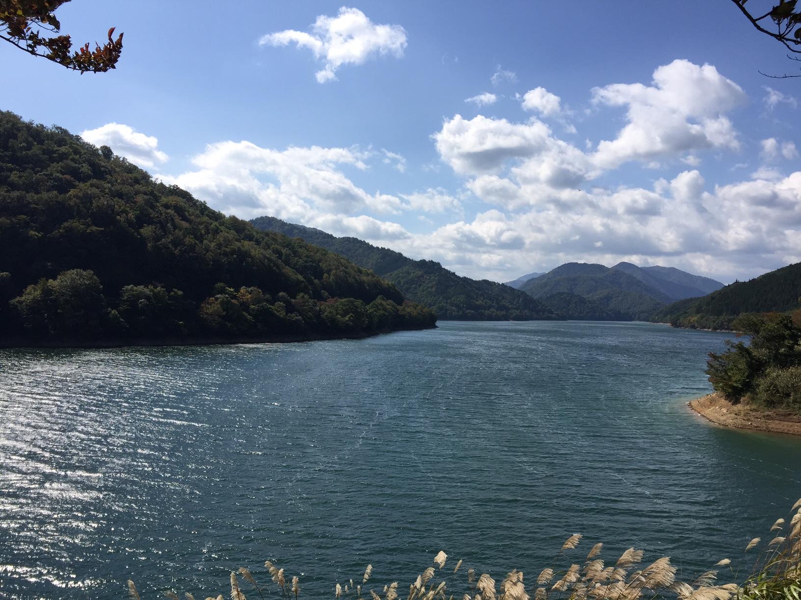 1九頭竜湖2015