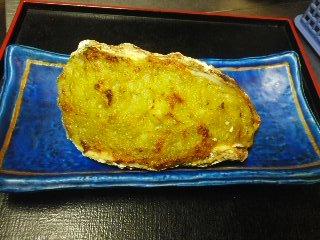 160220牡蠣グラタン