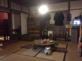 大分・昭和の部屋